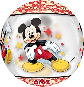 Amscan International - Globo en forma de Mickey Mouse de 3458901
