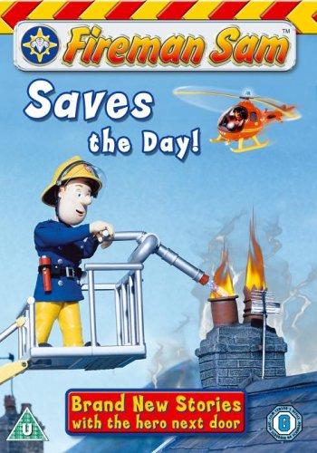 Image of Fireman Sam - Saves The Day [DVD]