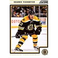 2012/13 Score NHL Hockey Card # 65 Shawn Thornton Boston Bruins