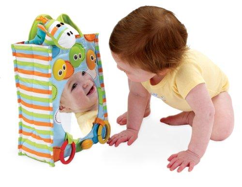 Yookidoo - Espejo y Actividades de Paseo, Juguete para bebé...