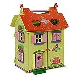 Fantasy Fields W-11132A - Magic Garden Puppenhaus, Komplett möbliert