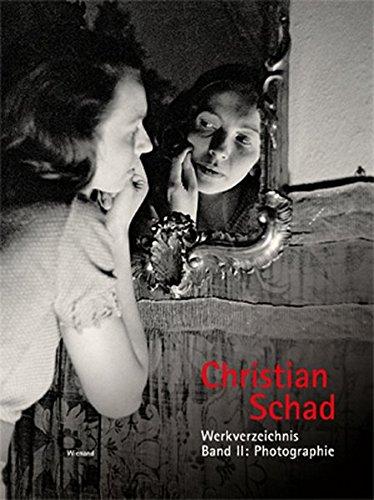 Christian Schad: Werkverzeichnis in 5 Bänden / Fotografie