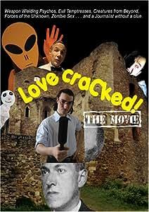 LOVECRACKED! THE MOVIE NTSC ALL REGION DVD ELIAS~LLOYD KAUFMAN~BIFF JUGGERNAUT