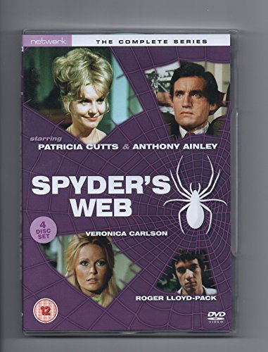 Bild von Spyder's Web - The Complete Series [DVD] [UK Import]