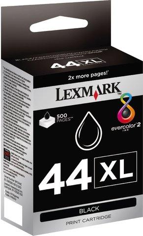 Preisvergleich Produktbild Lexmark Patrone 18Y0144E schwarz Nr. 44 XL High Yield