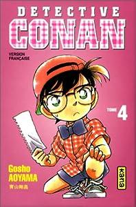 Détective Conan Edition simple Tome 4