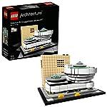 LEGO Architecture 21035 - Museo Solomon R Guggenheim LEGO