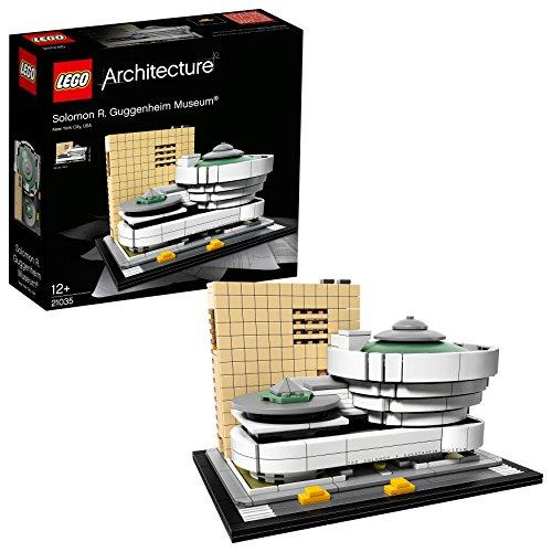 LEGO Architecture - Juego construcción