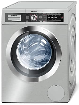 bosch way287 x 0 machine laver chargement frontal a 1400 tr min 8 kg stainless steel. Black Bedroom Furniture Sets. Home Design Ideas