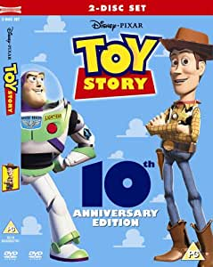 Toy Story - 10th Anniversary Edition [DVD]