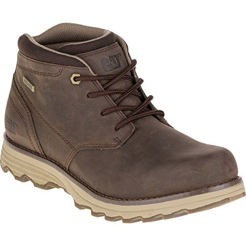 Caterpillar Herren Elude Wp Chukka Boots, Braun Braun (Dark Brown)