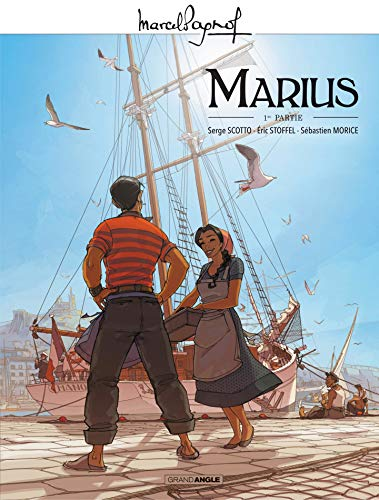 Marius - Volume 1 (Marcel Pagnol en BD) (French Edition)