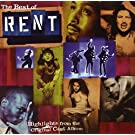 The Best Of Rent: Highlights From The Original Cast Album (1996 Original Broadway Cast) by Rent (1999-05-03)