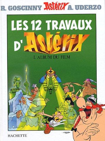 Les 12 Travaux d'Astérix : L'album du film