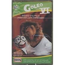 Goleo VI & Pille-Fussball Total [Musikkassette] [Musikkassette]