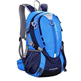 Outdoor Alpinismo Borsa/Uomo Donna Escursionismo Zaino/Doppia Borsa a tracolla, blu