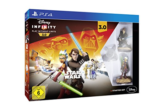 Disney PS4 Infinity 3.0 Starter-Set