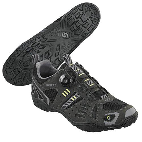 Scott Trail Boa Freizeit/Trekking Fahrrad Schuhe schwarz 2016: Größe: 44