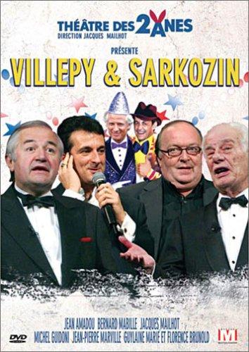 Théâtre des 2 Anes 'villepy et Sarkozin'