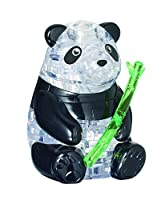 Bepuzzled Original 3D Crystal Puzzle - Panda