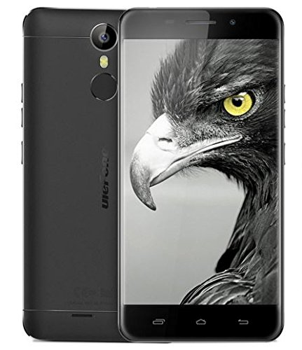 "ulefone Metal black - 5"", Octa-Core, 3/16GB, DS, 4G"