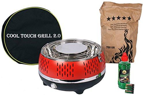 Test Holzkohlegrill Mit Elektrischer Belüftung : Lll➤ cool grill vergleichstest ✅ video