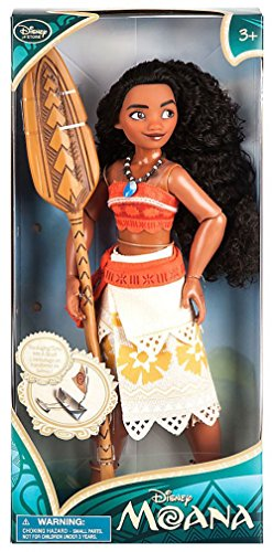 Disney Moana Classic Doll - 11'' by Disney
