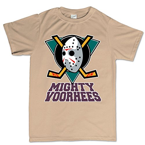 Spiel Hockey W (Mighty Jason Voorhees Halloween Mask T shirt)