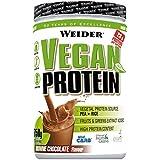 Weider Vegan Protein Brownie Chocolate 914G by Weider