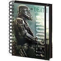 Tagebuch 180 Seiten liniert NEU Star Wars Episode 7 Notizbuch Kylo Ren DIN A4