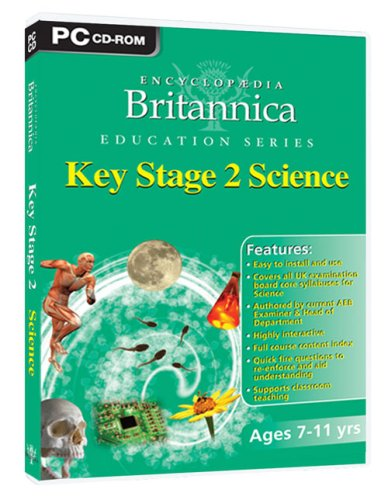 Britannica Key Stage 2: Science (7 to 11