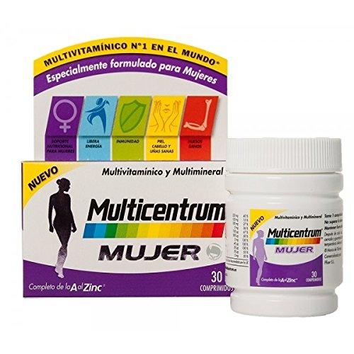 multicentrum-mujer-50-30-comprimidos