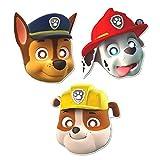 """8 Pappmasken """"Paw Patrol"""""""