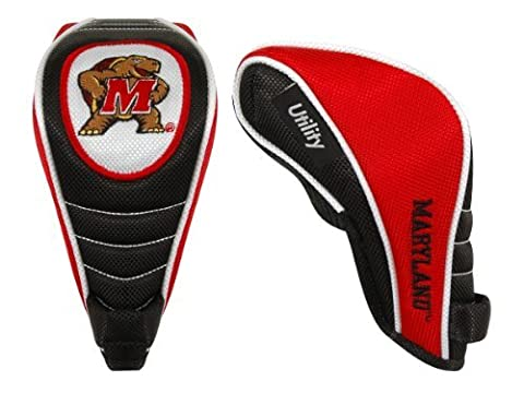 Maryland Terrapins Shaft Gripper Utility Headcover by Team Effort
