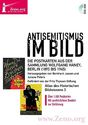 Zeno.org 014 Antisemitische Postkarten (PC+MAC)