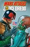 Mars Attacks Judge Dredd by Al Ewing front cover