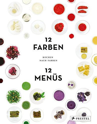 Kochbuch,Farben,kochen,Menüs