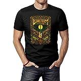Photo de JINFENGT Men's T-Shirts/Homme Manches Courtes Bonnie Raitt Art T-Shirts Tee Black par JINFENGT