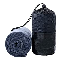 Bosideng Microfiber Sport Towel Rapid Cooling Ice Face Towel Quick-Dry Beach Towels Summer Enduring Instant Chill Towels for Fitness Yoga