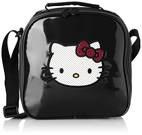 Hello Kitty , Borsa Messenger , nero (Nero) - HPR21027 nero