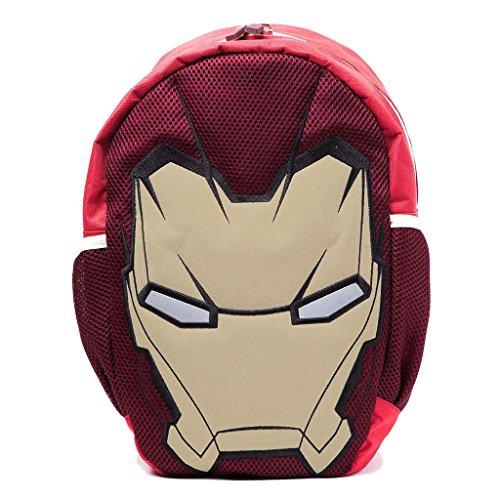 Marvel bp251010irn Maschera di Iron Man Zaino