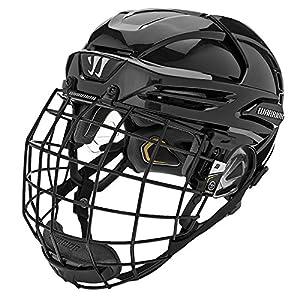 Warrior Pro Krown LTE Helm Combo Neues Modell Saison 14/15, Größe:L;Farbe:weiss