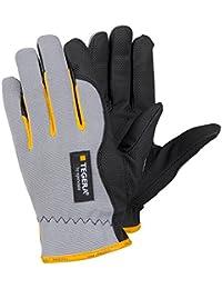 Adidas Stripy kleine Kinder gestrickt Winter Handschuhe Handschuhe graublau