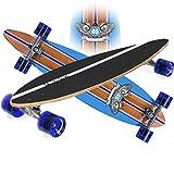Reaper Longboard LB 40 blau 101cm ABEC 7