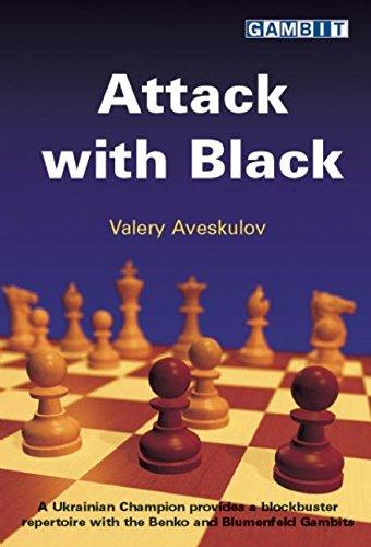 Attack with Black por Valery Aveskulov