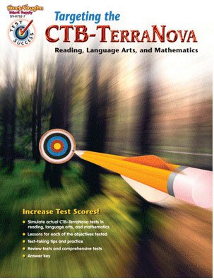 harcourt-school-supply-sv-97500-test-success-targeting-the-ctb-ter