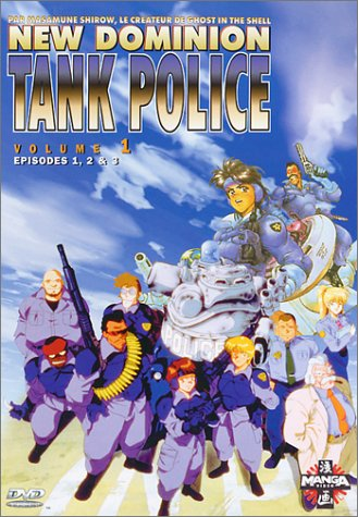 New Dominion Tank Police - Vol.1