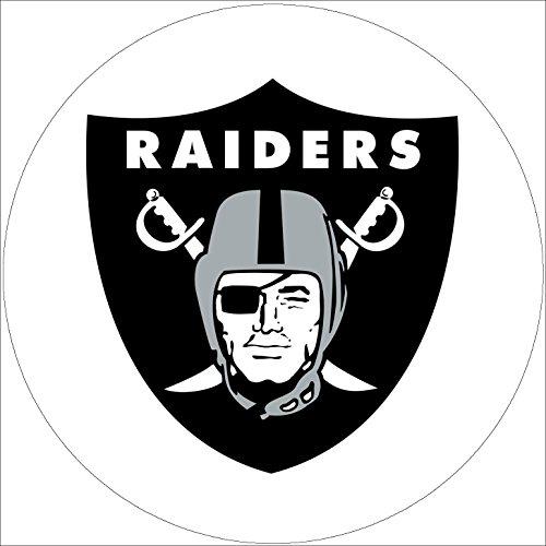 er Tortenbild Geburtstag NFL Oakland Raiders T1 ()
