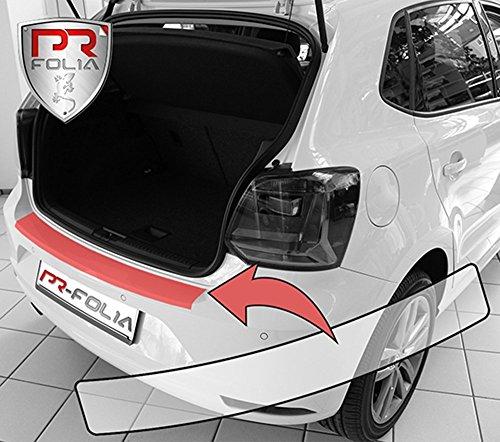 Lackschutzfolie Ladekantenschutz Schutzfolie transparent passend für Ladekante BMW X3