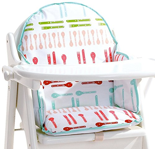 East Coast Watermelon Highchair Insert (Red) 51CNSsByE7L